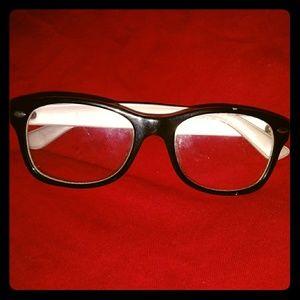 Cat eye style Ray Bans eyewear